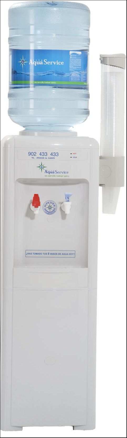 dispensador de agua para tu empresa viva aqua service
